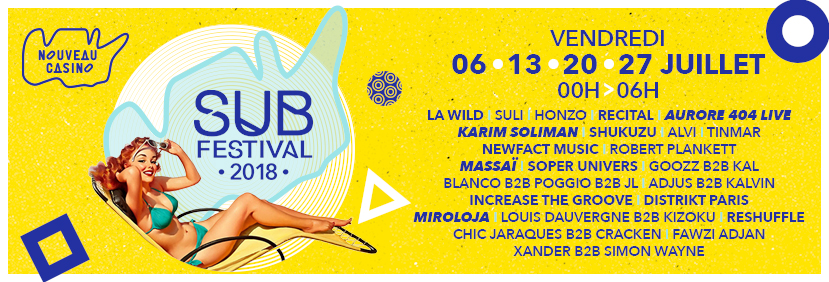 SUB Festival 2018