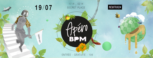 ApéroBPM - La Terre Promise