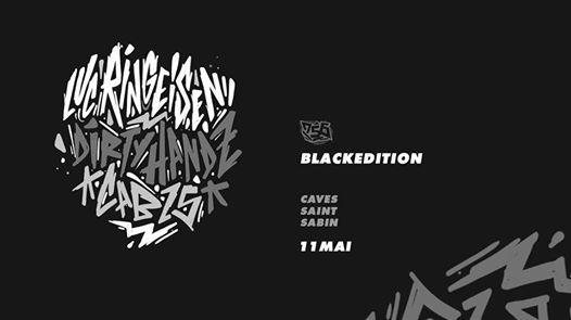 756 Black Edition : Luc Ringeisen (VinylClub)