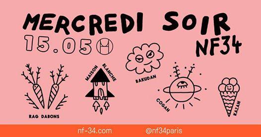 Mercredi Soir : House Of Underground