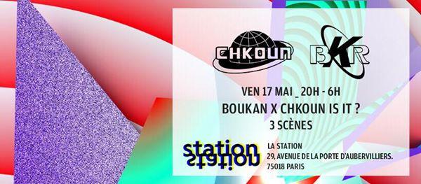 Boukan X Chkoun