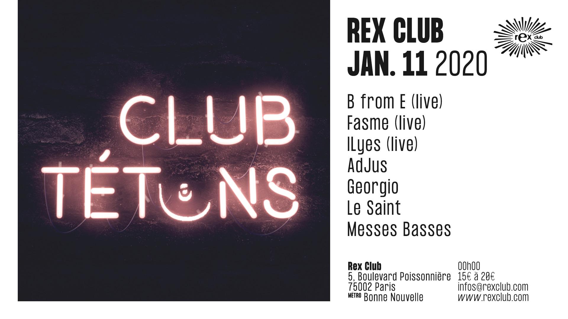 Club Tétons #2