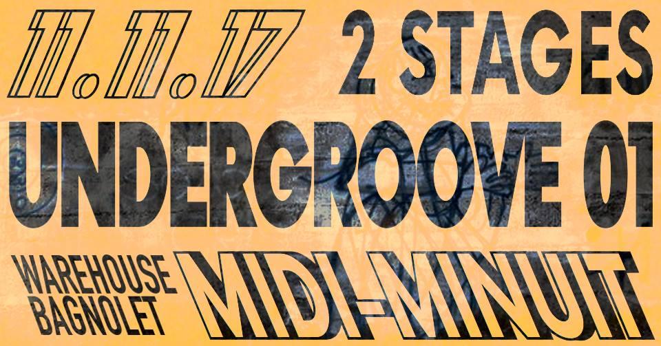 Undergroove 01 : La première .