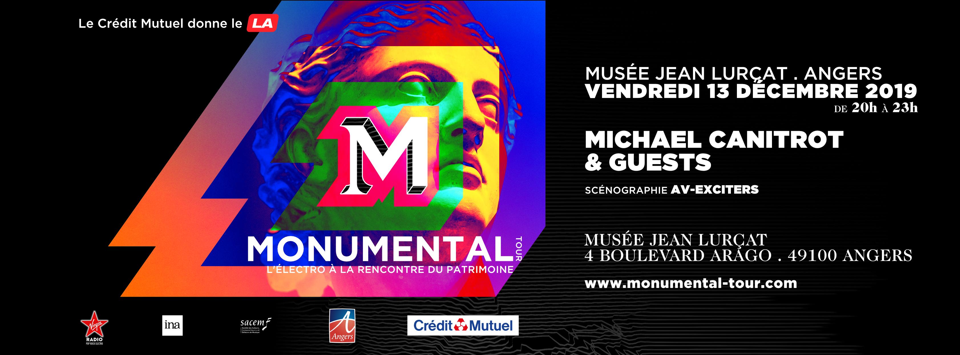 Monumental Tour - Angers - Musée Jean-Lurçat