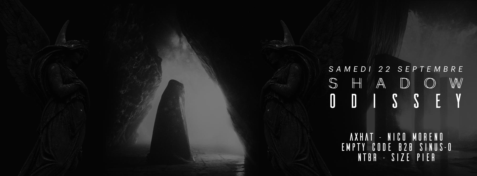 SHADOW ODISSEY - La messe de l'ombre II