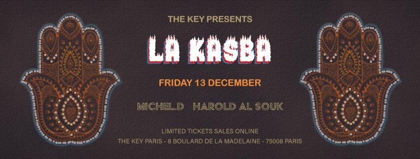 La Kasba & The Key Paris