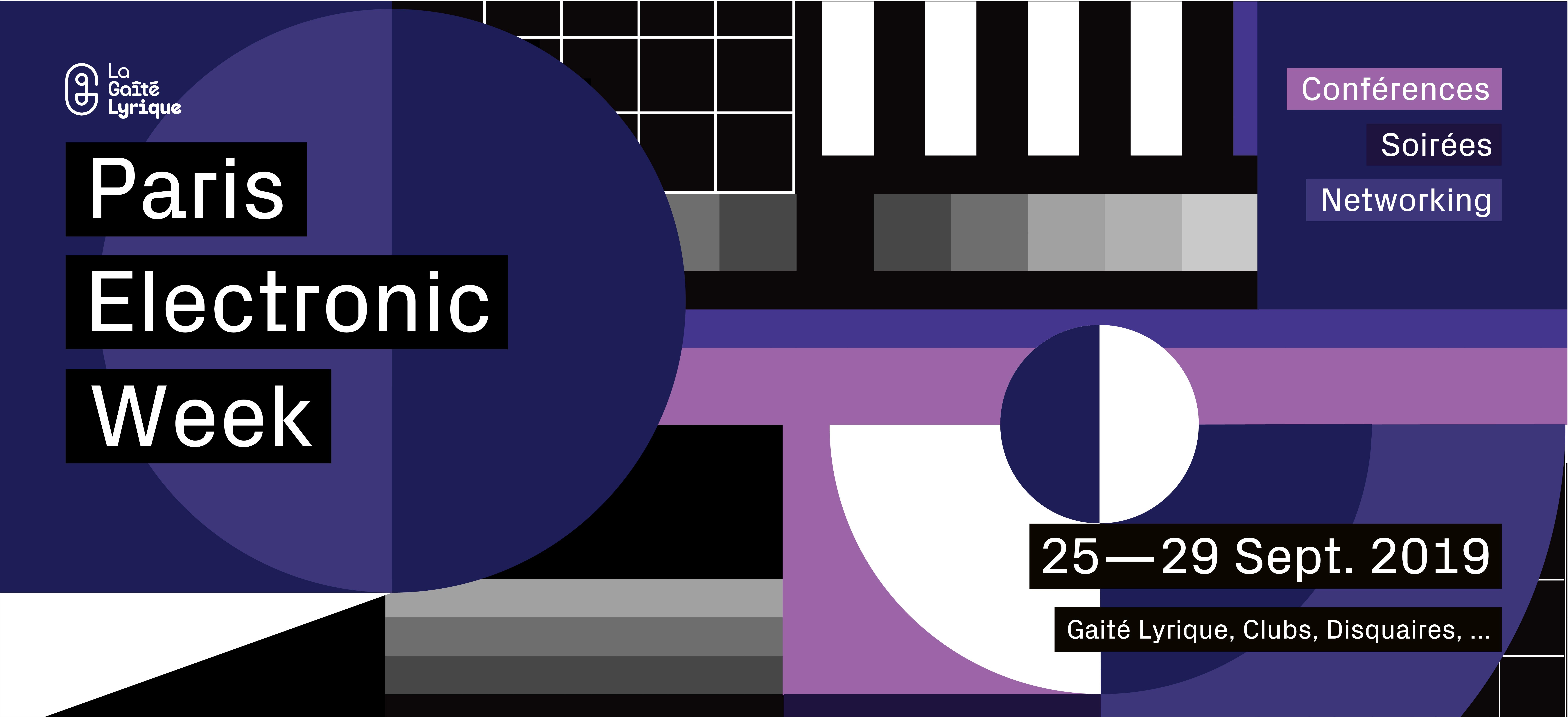 Paris Electronic Week 2019