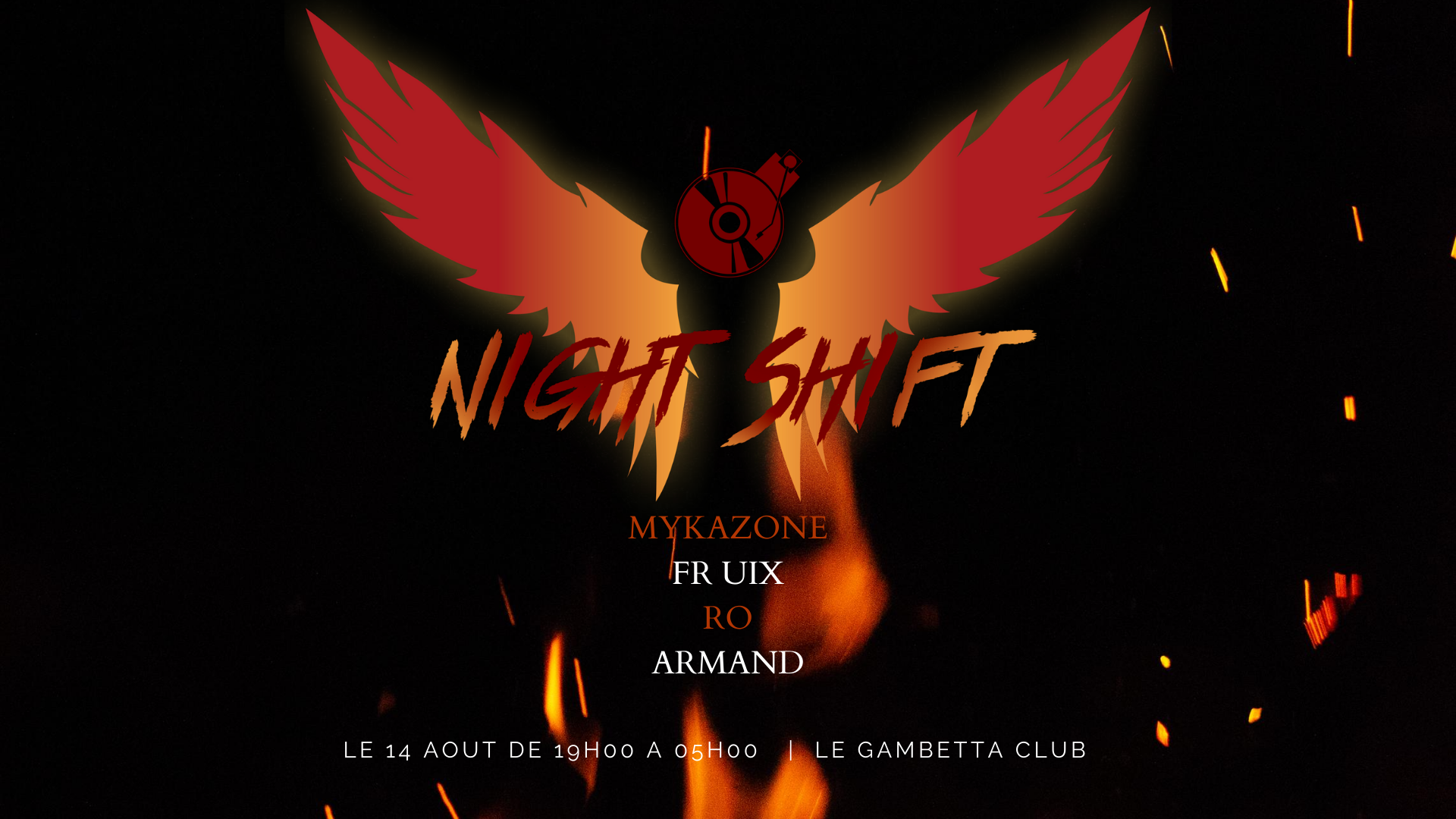 NIGHTSHIFT #1 - Progressive, Melodic House & Techno