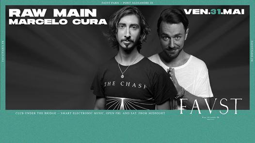 Faust — Marcelo Cura + Raw Main
