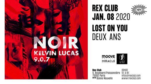 Lost On You 2 Years: Noir, Kelvin Lucas, 9.0.7