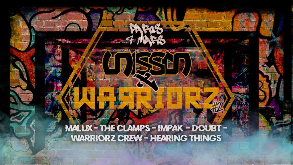 Unisson x Warriorz #2