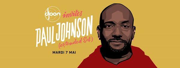 Djoon invites Paul Johnson (extended set)