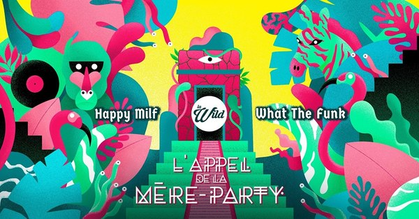 La Wild : L'appel de la Mère Party