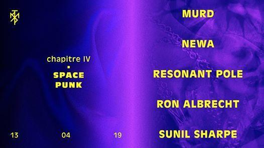 MYST 004 - Space Punk