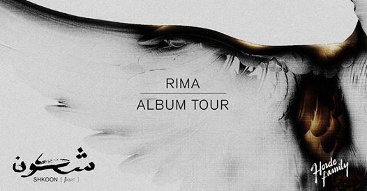 Shkoon x Horde present Rima Album Tour