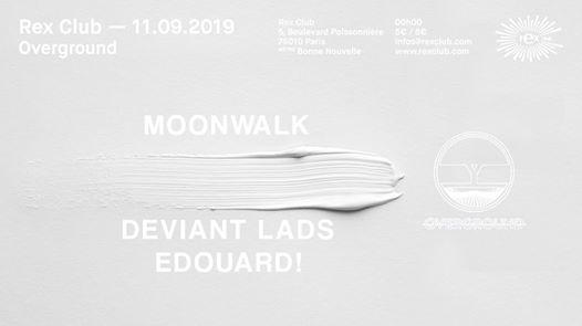 Overground Opening w/ Moonwalk
