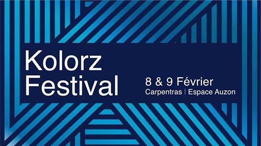 Kolorz Festival - Édition d'Hiver 2019