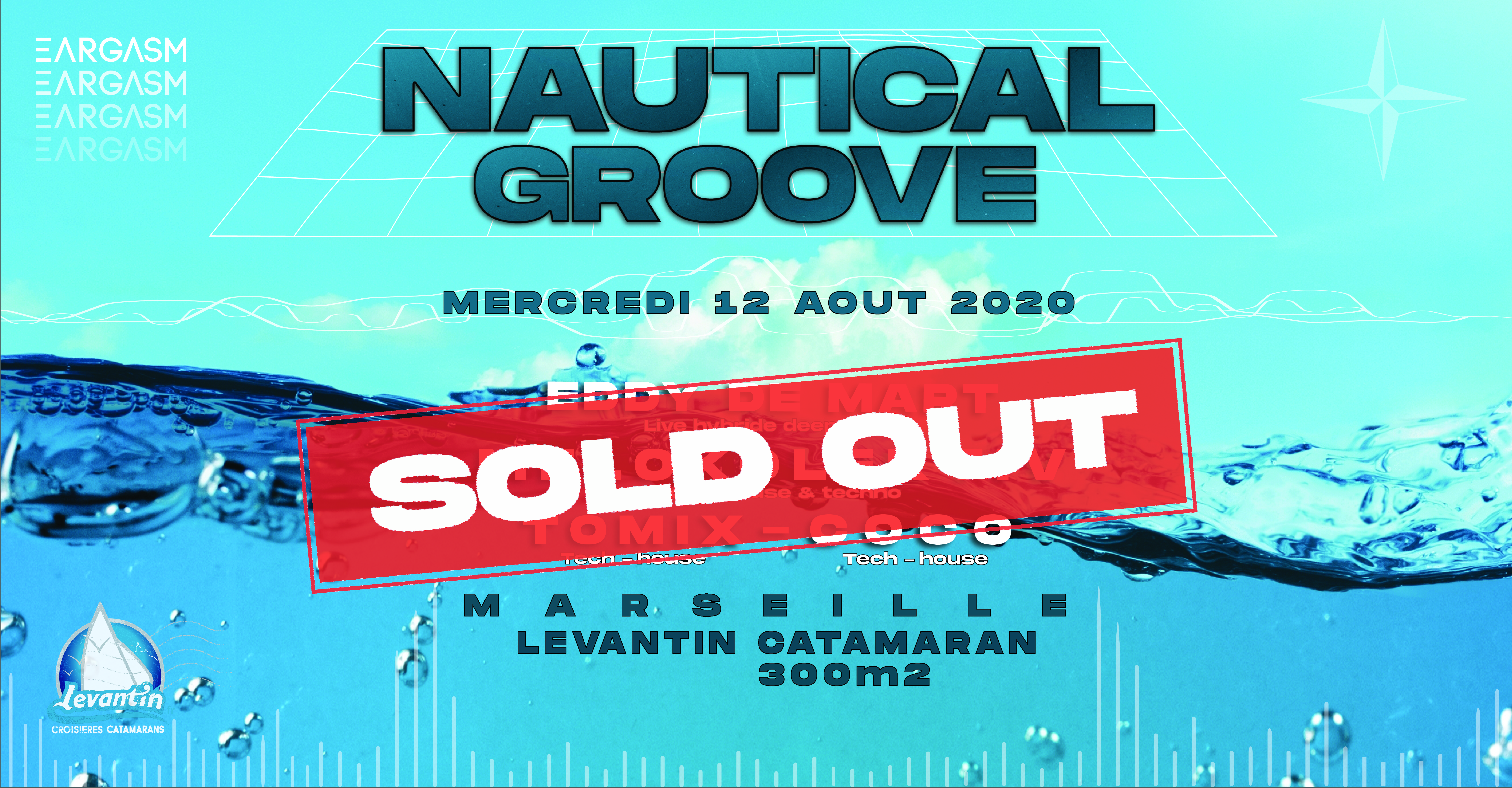 Nautical groove #2 [BOAT PARTY] By eargasm