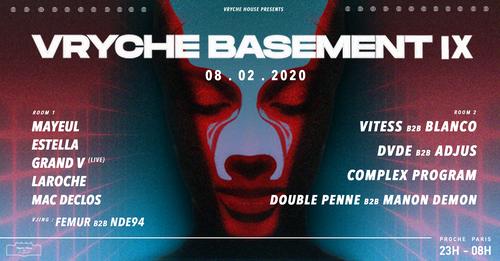 Vryche Basement IX