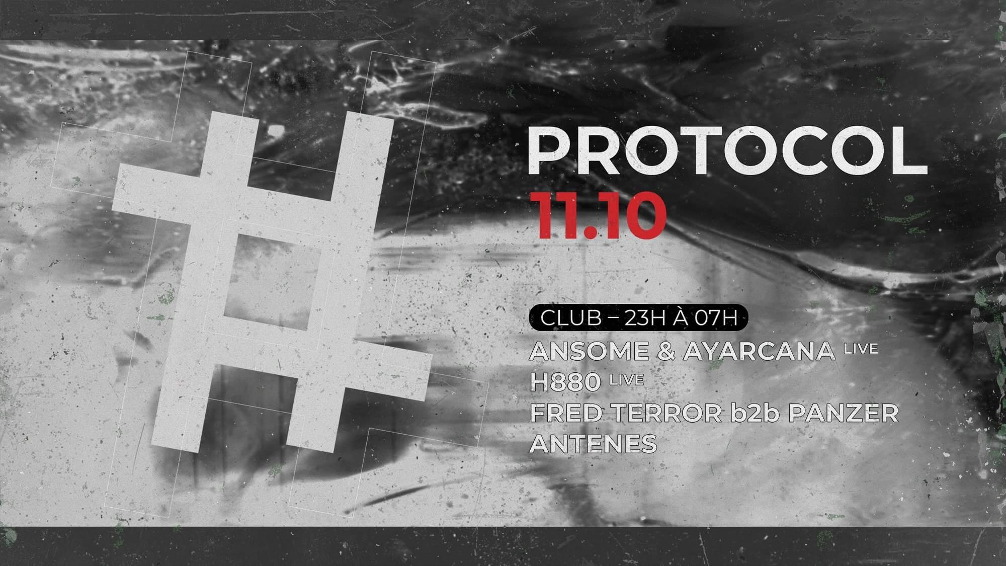 PROTOCOL 11 OCTOBRE