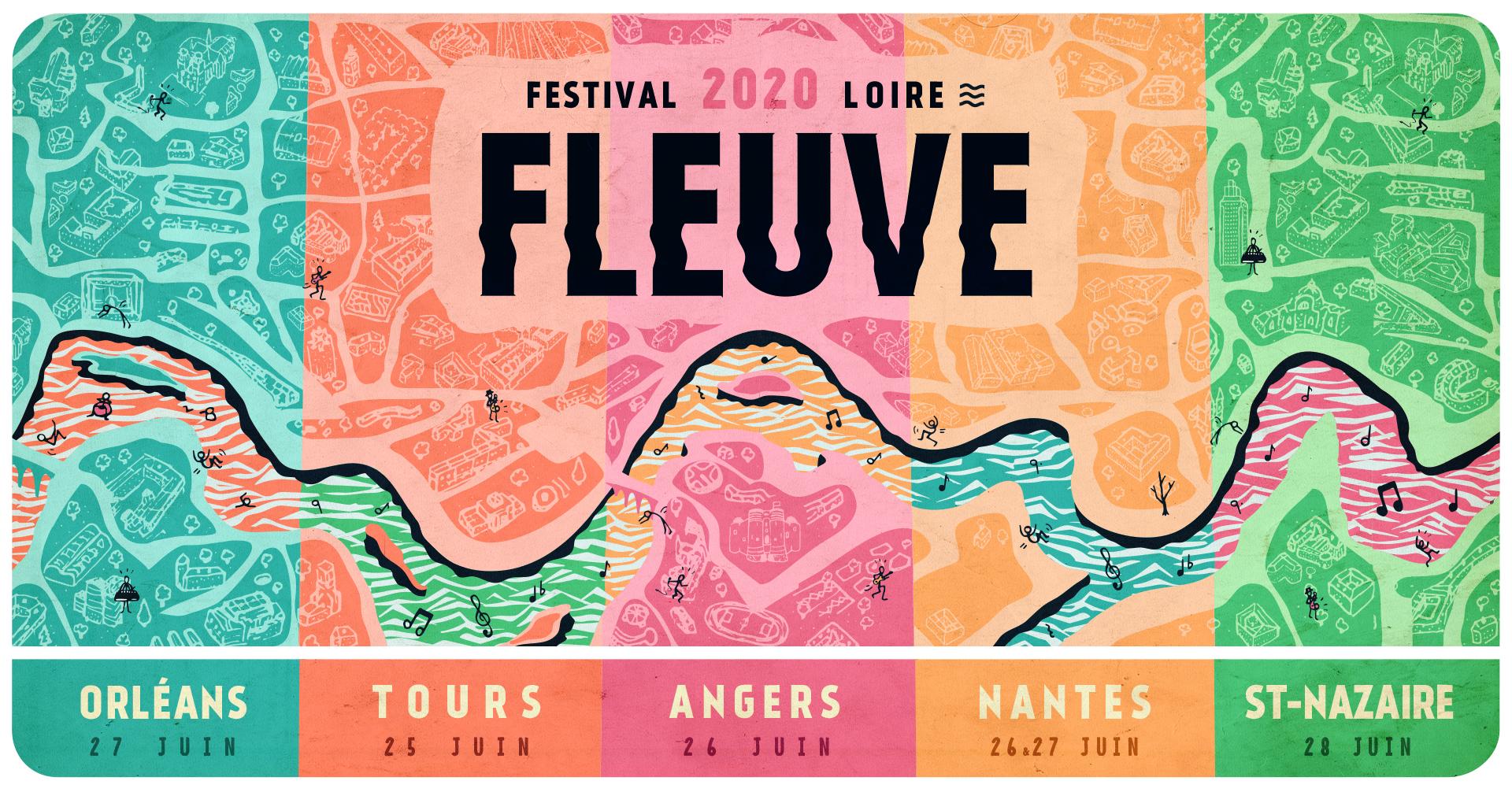 FLEUVE Festival / NANTES \