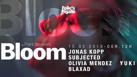 BLOOM #26 w/ Jonas Kopp & Subjected