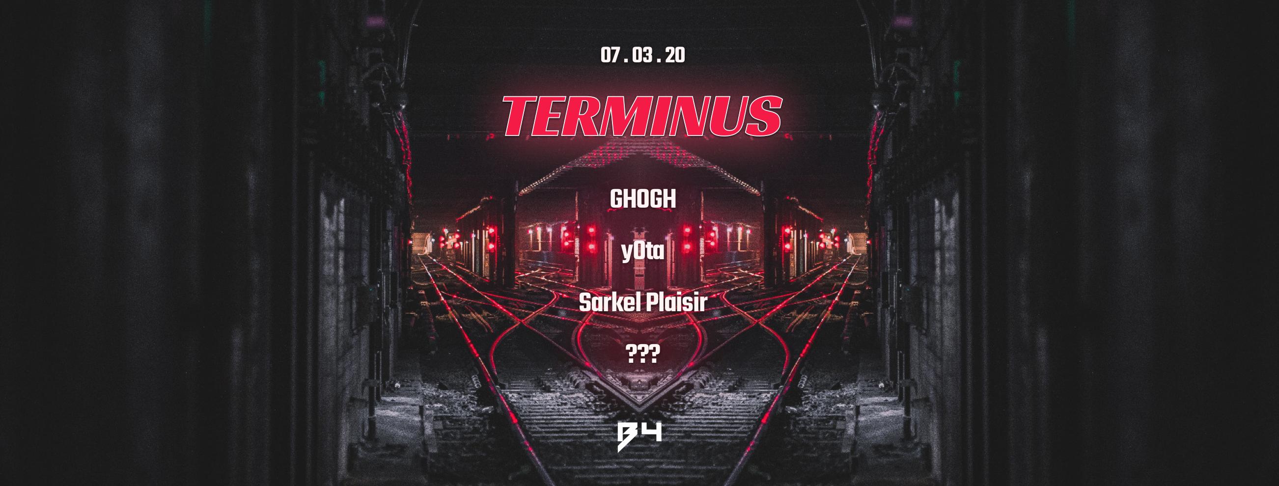 B4 Techno: Terminus