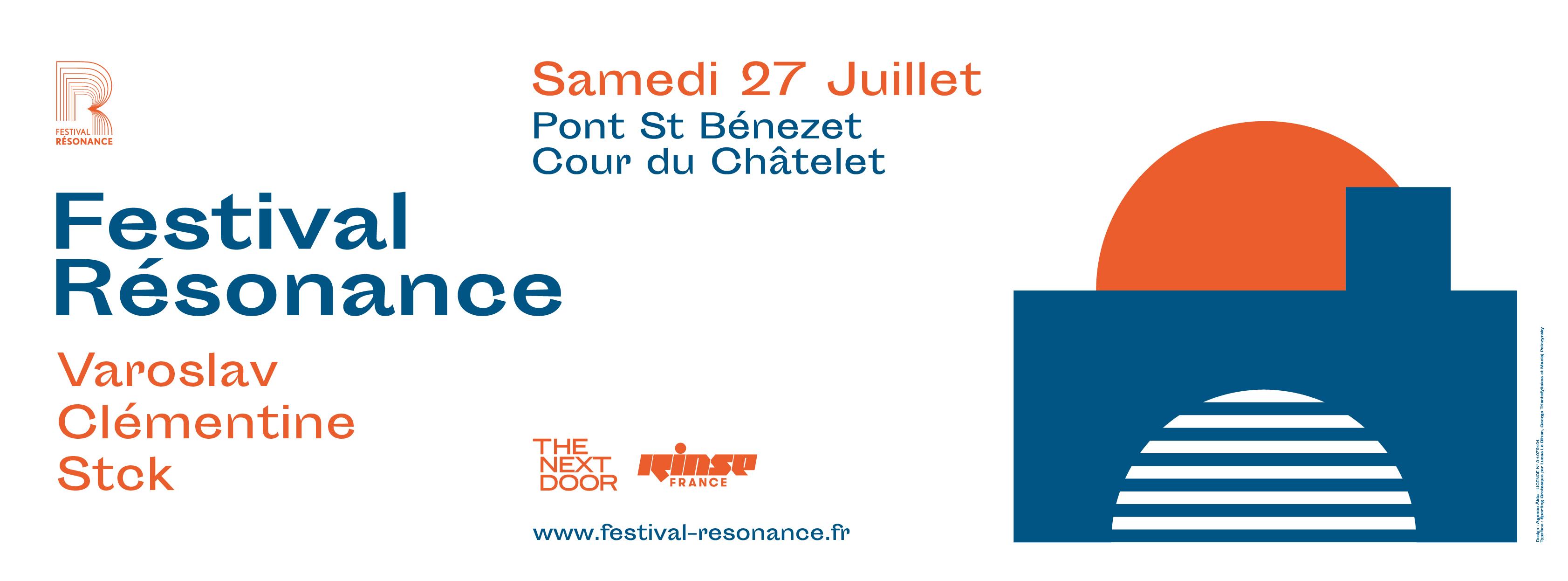 Festival Résonance - Sous le pont