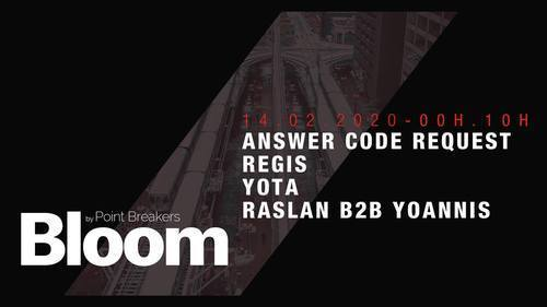 BLOOM w/ Answer Code Request & Regis