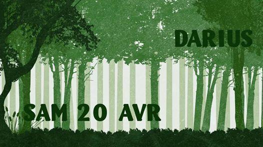 La Clairière Pre-Opening Party x Roche Musique : Darius, Zimmer