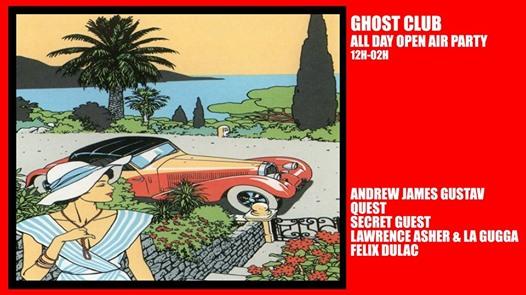 Ghost Club - Open Air