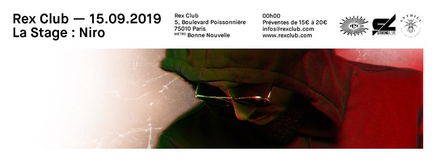 La Stage : Niro showcase