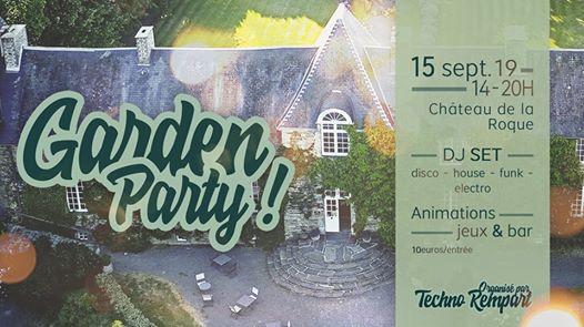 Garden Party Électronique