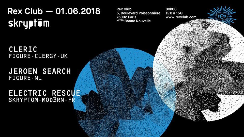 Skryptom: Cleric, Jeroen Search, Electric Rescue