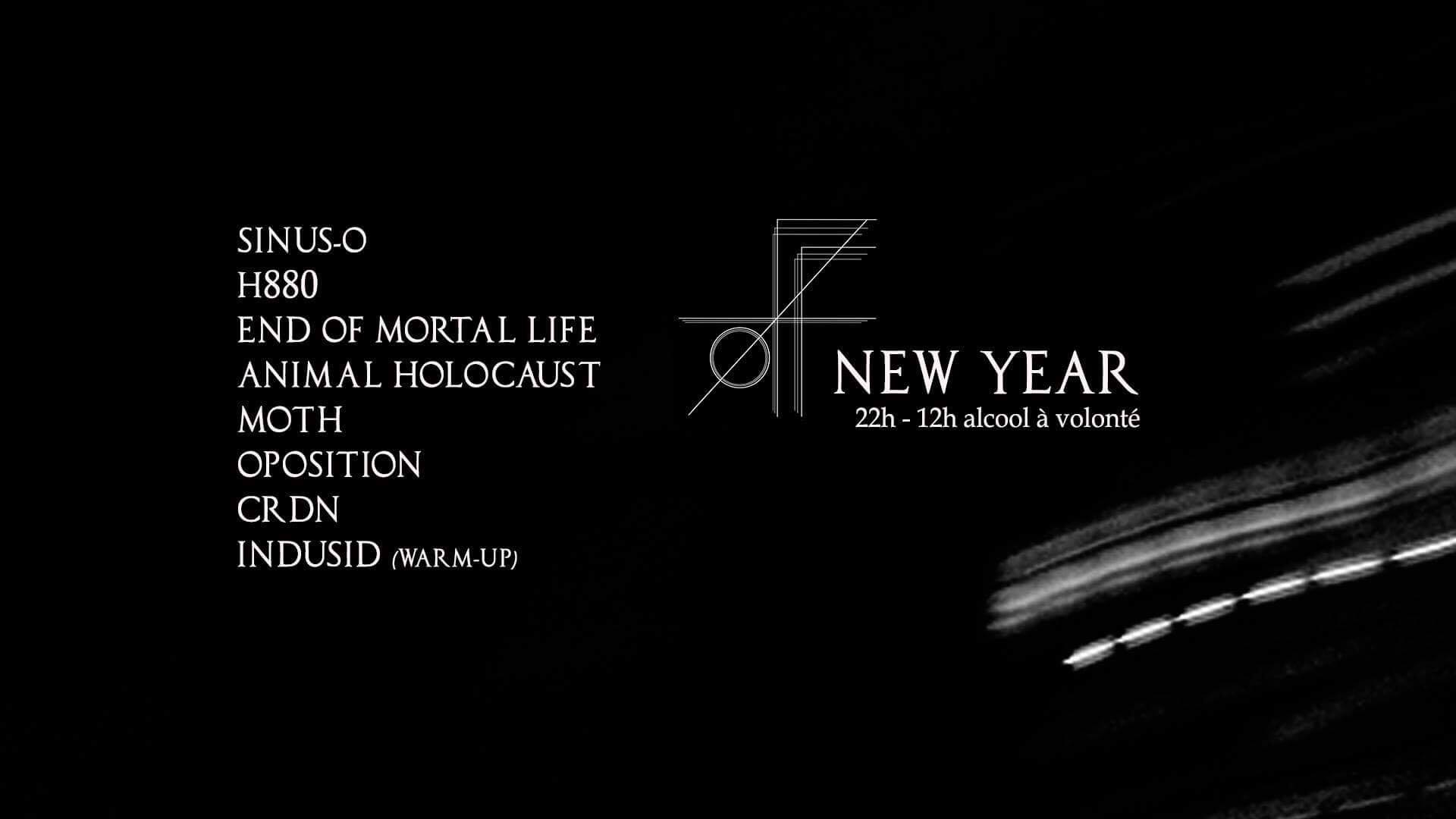 ØFF / New Year's