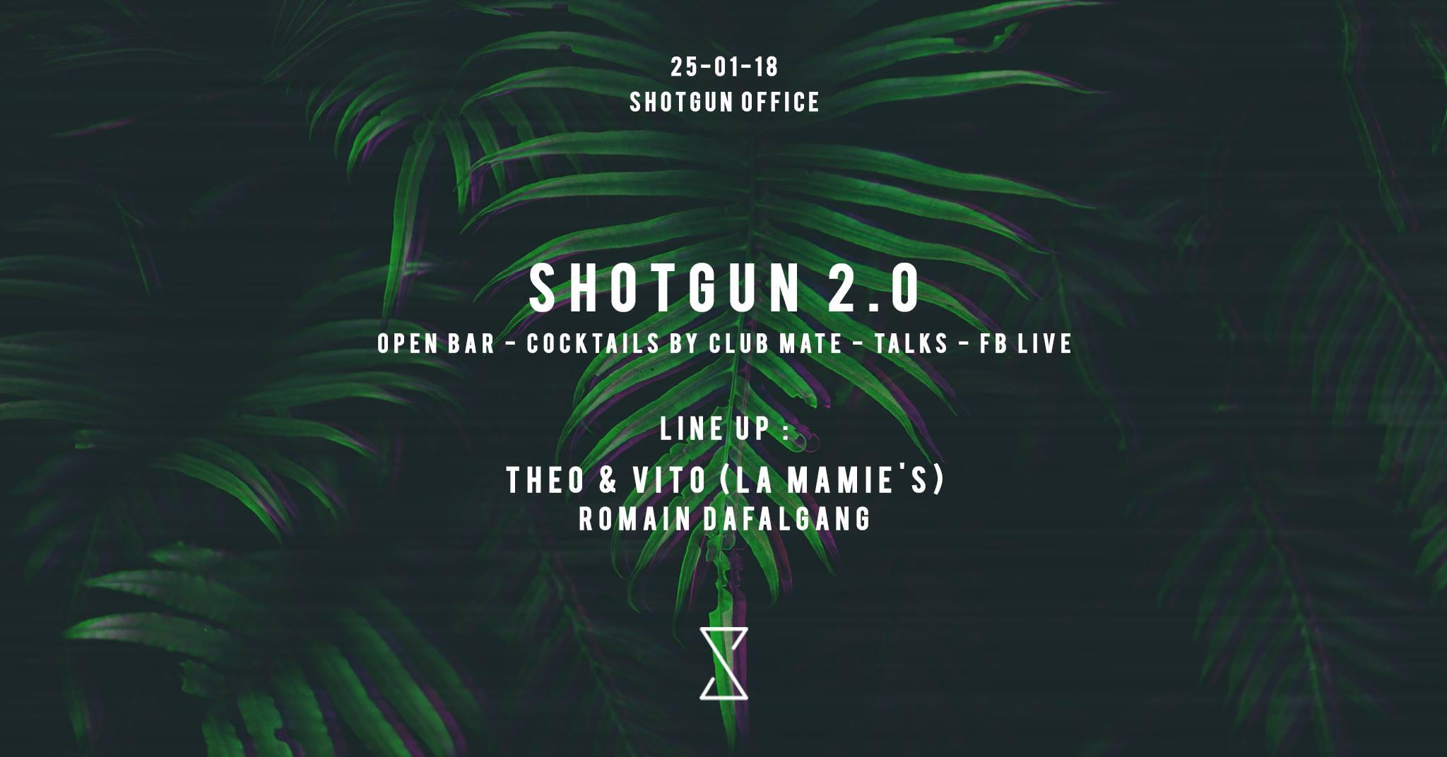 SHOTGUN 2.0 [ INAUGURATION ]