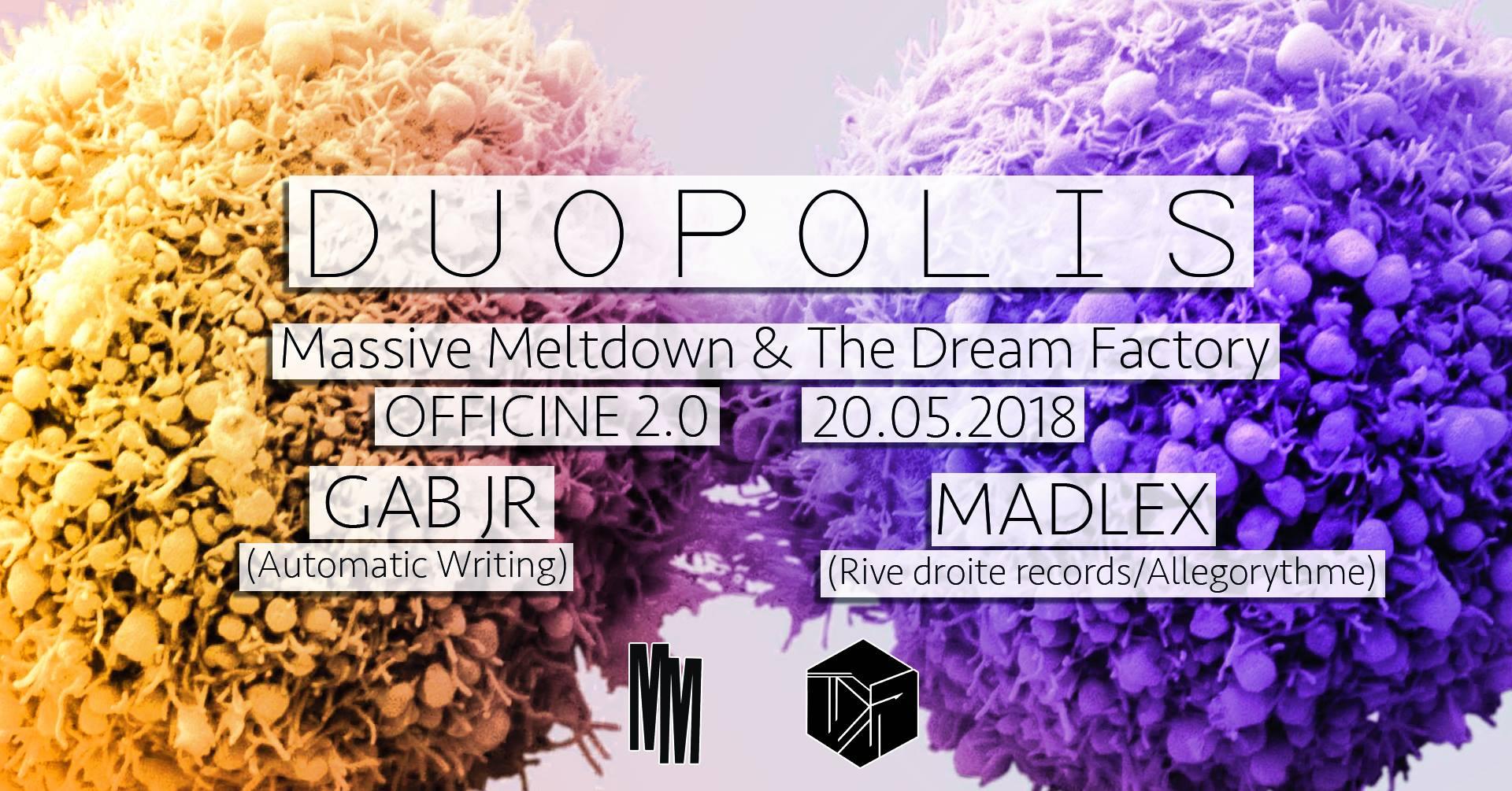 Duopolis w/ Gab Jr. & Madlex
