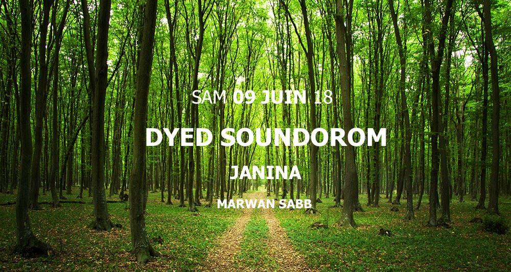 La Clairière x INSoMNia • Dyed Soundorom • Janina • Marwan Sabb