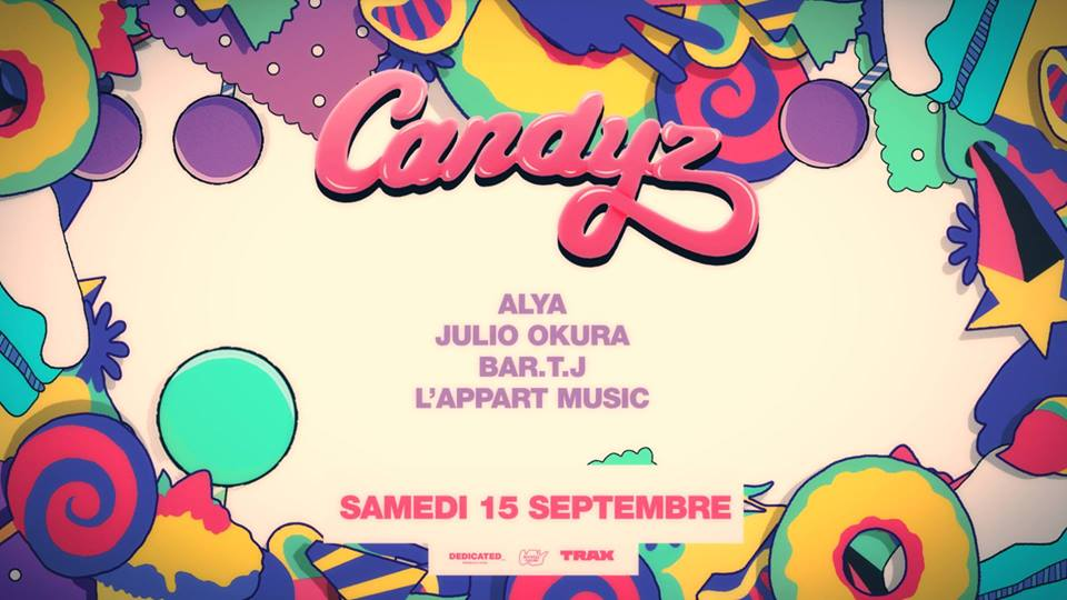 Candyz Opening • Saison 2