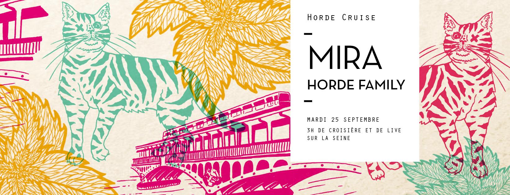 Horde Cruise Closing : Mira !
