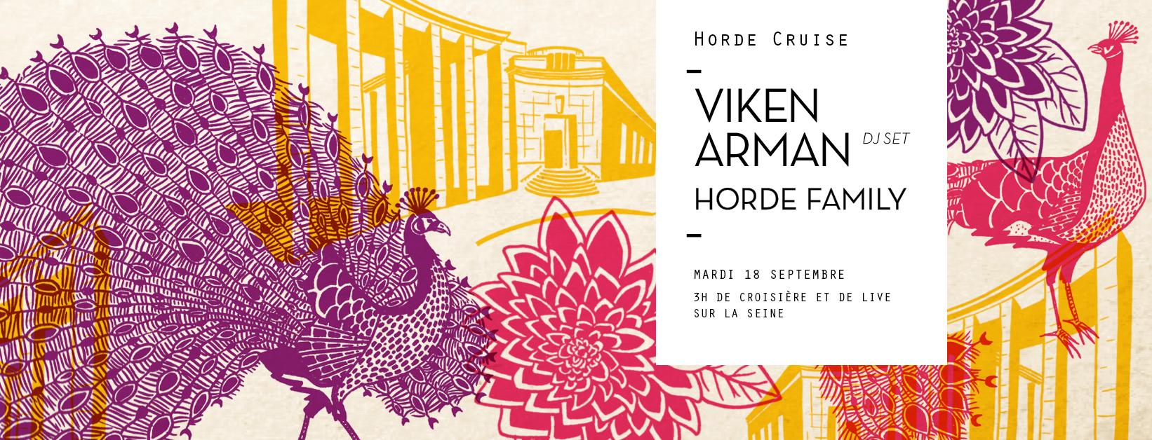 Horde Cruise S2EP09 : Viken Arman