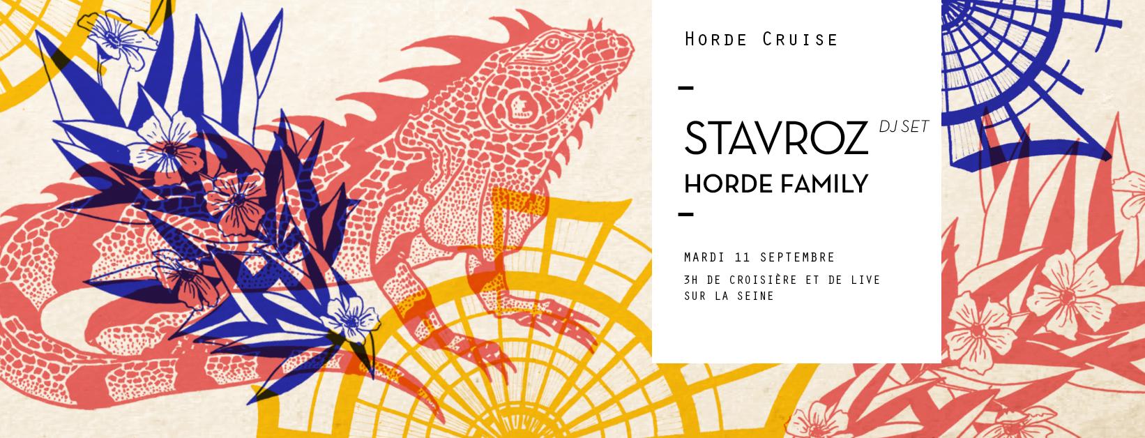 Horde Cruise S2EP08 : Stavroz