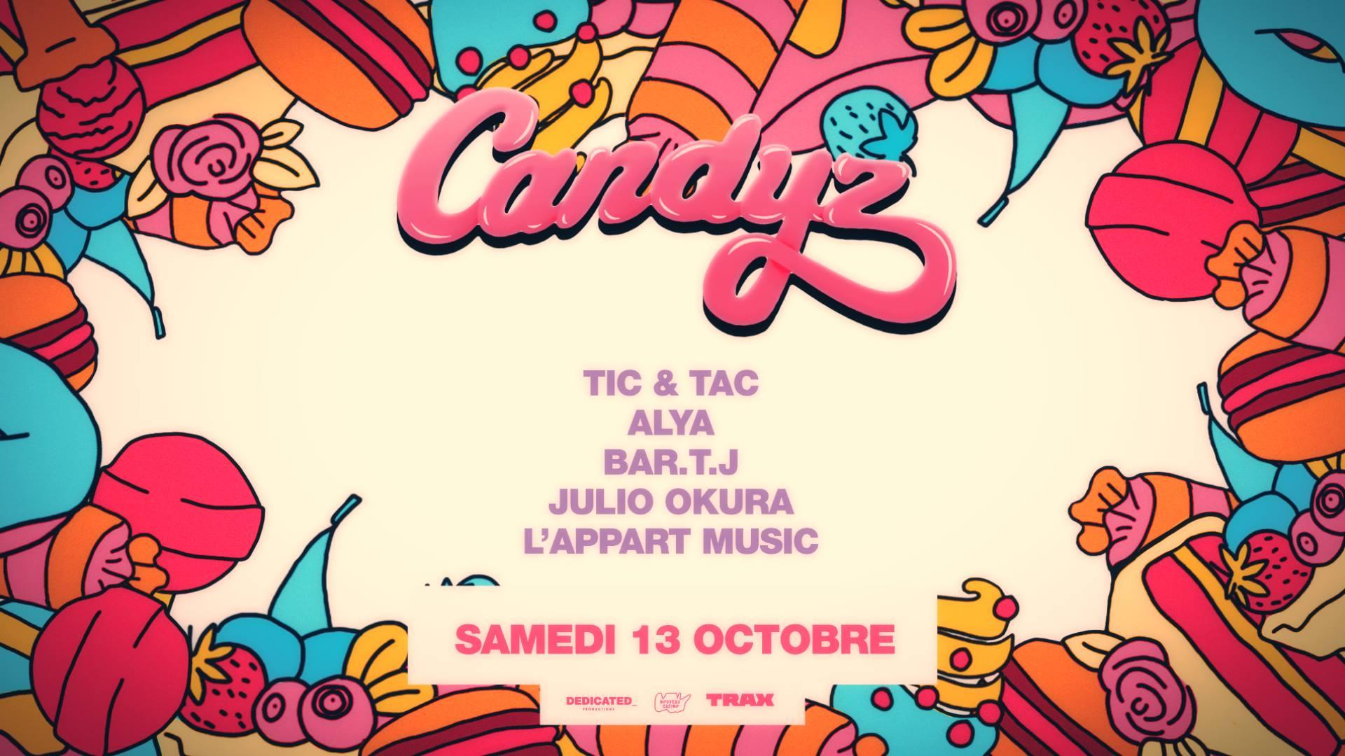 Candyz • Tic & Tac