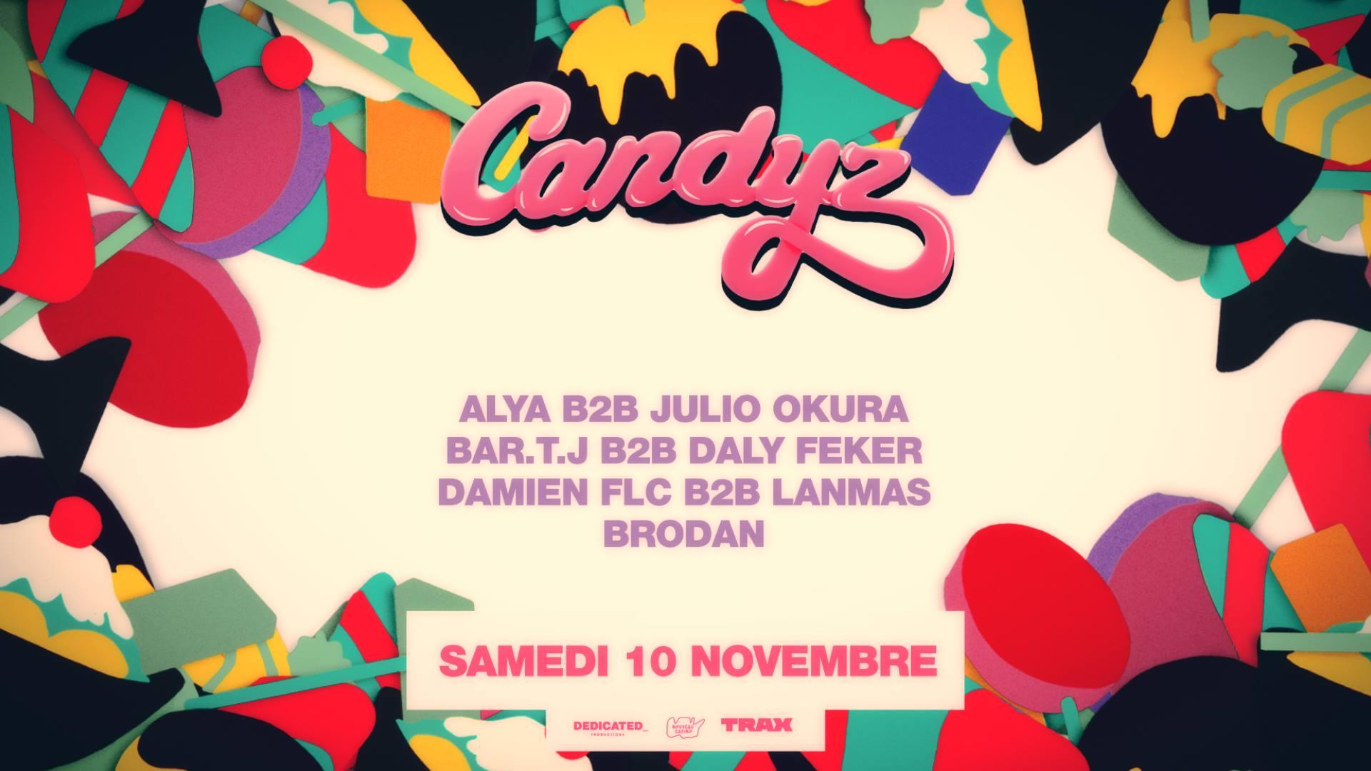 Candyz • Daly Feker • Brodan