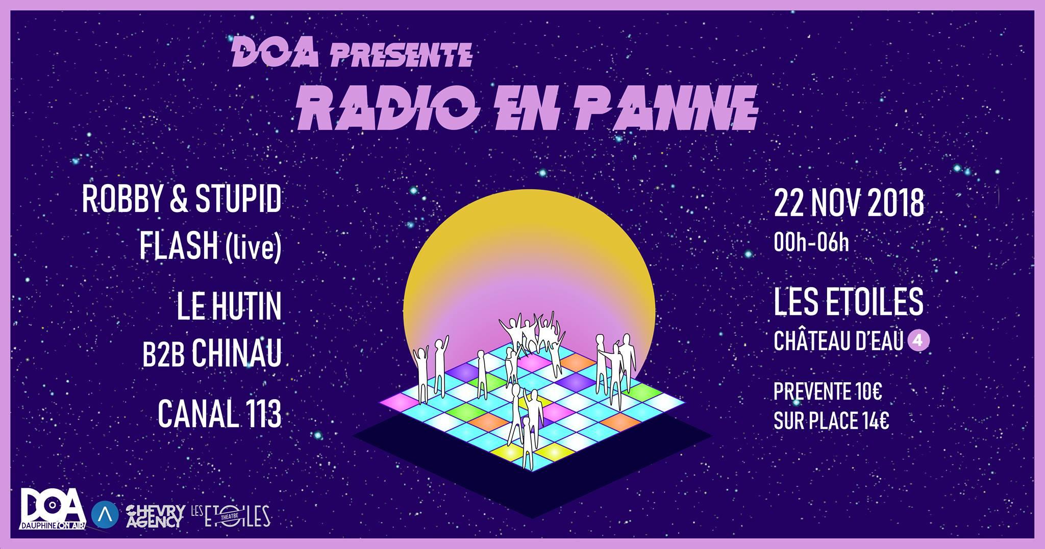 Radio en Panne II