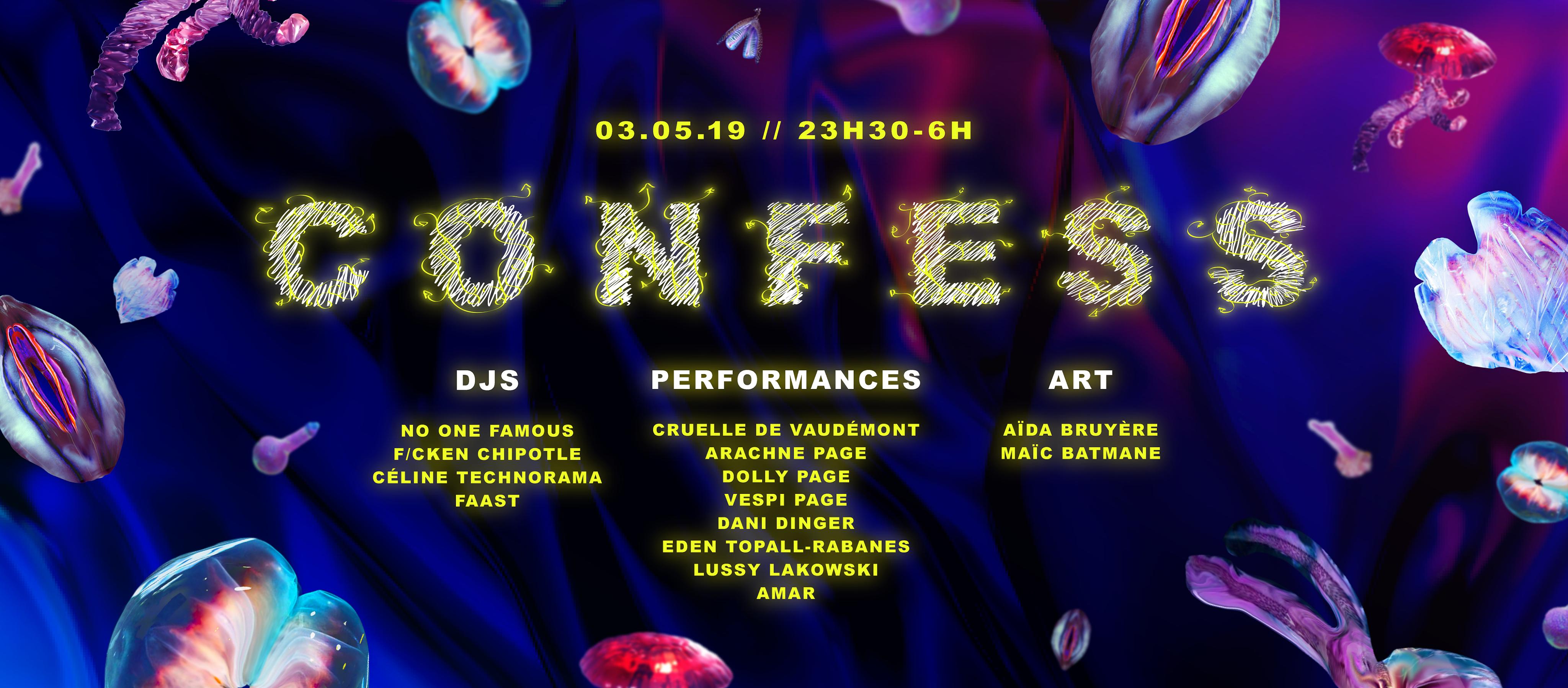 CONFESS 3/05/19