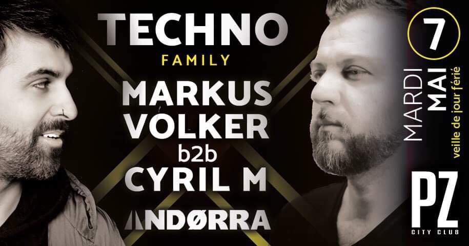 Markus Volker @ PZ City Club