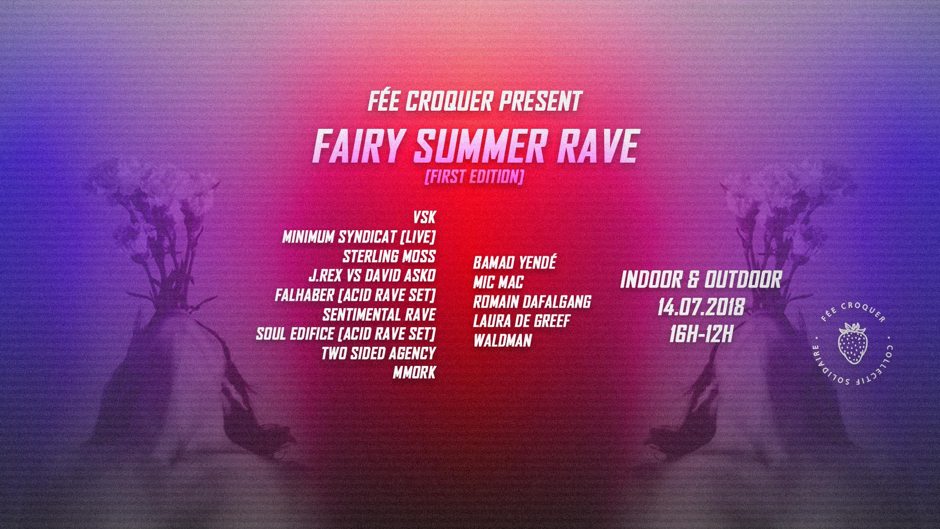 Fée Croquer : Fairy Summer Rave [1st]