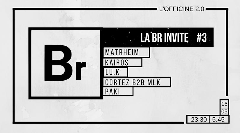 La BR invite: Matrheim & Kaïros