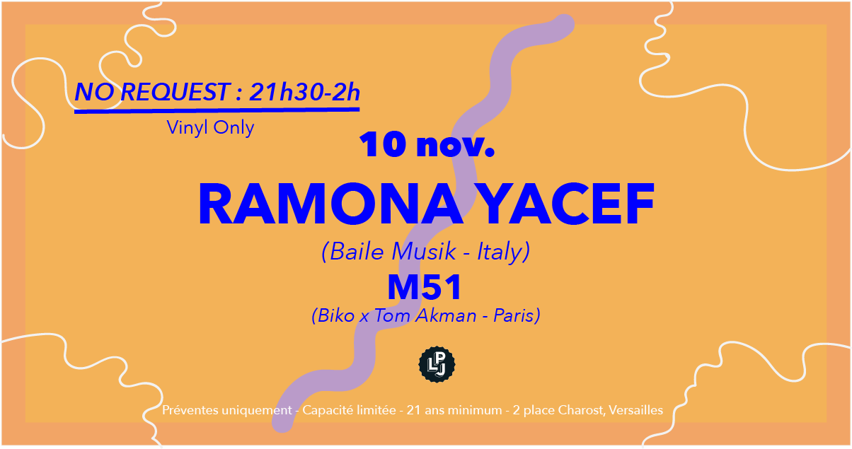 No Request #1 w/ Ramona YACEF